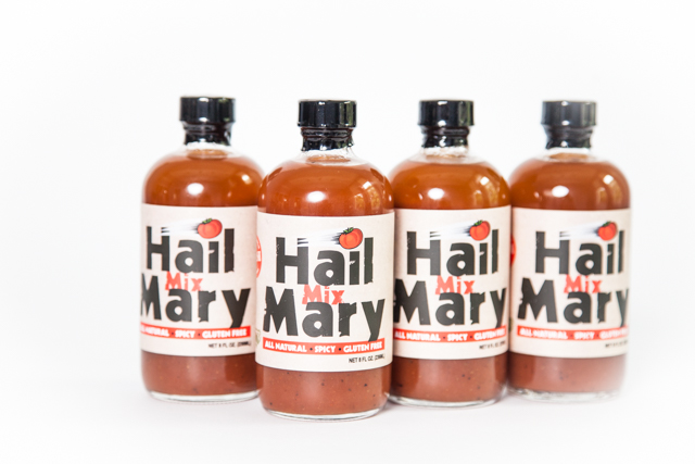 Hail Mary small bottles